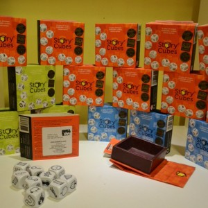 Full of Toys Story Cubes