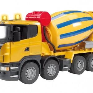 Full of Toys Truck