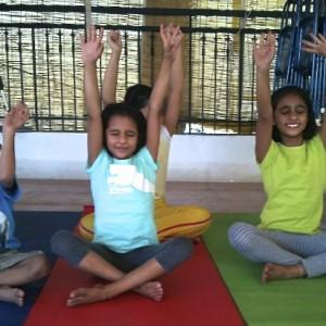 Yoga Asanas - Bhastrika Pose