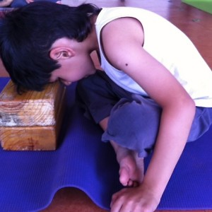 Yoga Asanas - Forward bending pose