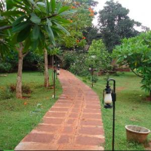 Our Native Village, Bangalore, pathways