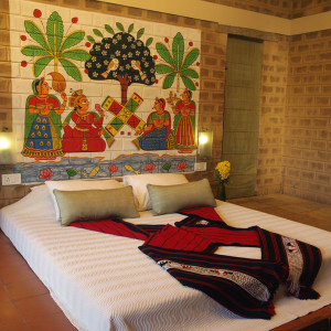 Our Native Village, Bangalore, hotel room