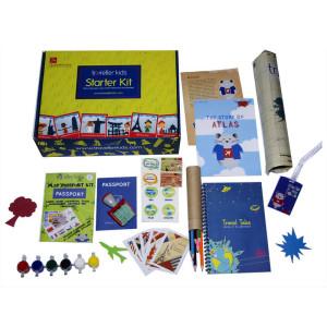 CocoMoco Kids, Travel Starter Kit