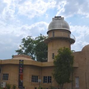 Jawaharlal Nehru Planetarium, Bangalore, The main building