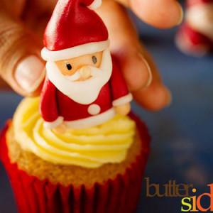 Butter Side Up, Bellandur, SantaCupcake