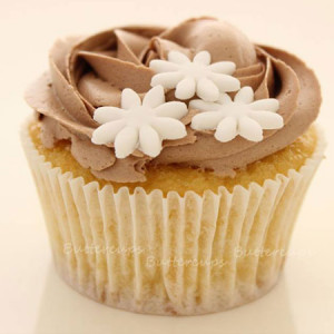 Buttercups- Vanilla cream chocolate cupcake