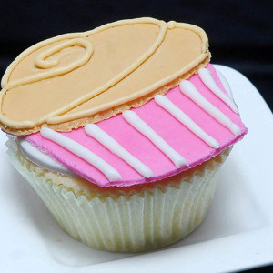 The Cupcake Company- Corporate logo cupcake