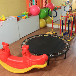 Happy Hopperz Hub, trampoline, play areas