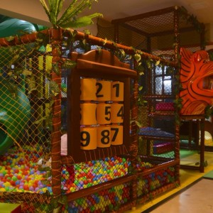 KydZ Adda, Banashankari, ball pool, play areas