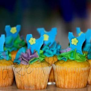 PnP Cakes- theme cupcakes