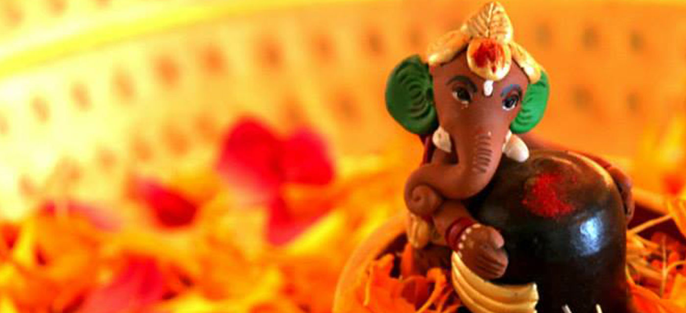 Little ideas to get your kids involved this Ganesh Chathurthi Cover Image