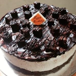 Cookies- Chunky Brownie Cheesecake