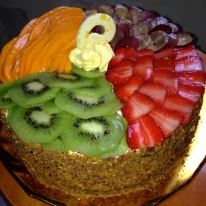 Cookies- Mixed Fruit Gateaux Dessert Cake