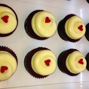 Cookies- Red Velvet Cupcakes