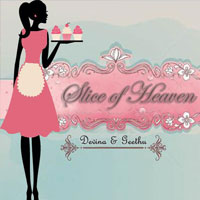 Slice of Heaven- Logo