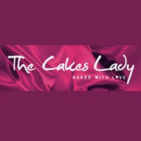 The Cake Lady- Logo