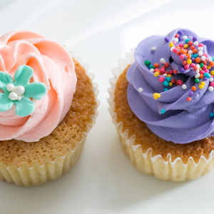 Pumpkin Baker- Custom designer Cupcakes