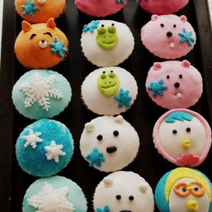 Slice of Heaven- Cupcakes