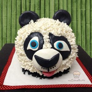 The Cake Butik- Kung Fu Panda Birthday Cake