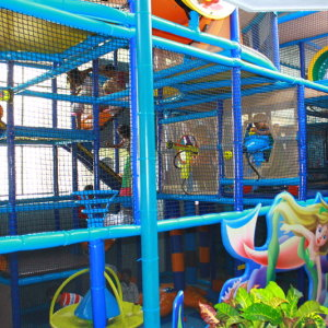 birthday party venues, Gubacheez, HSR Layout, play maze, play areas