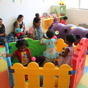 Play Juniors, Off Sarjapur Road, toddler zone, play areas