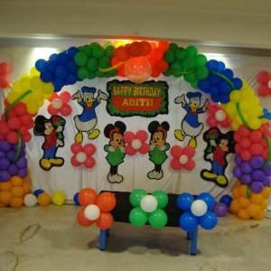 KydZ Adda, birthday party venues, Banashankari, balloon decoration