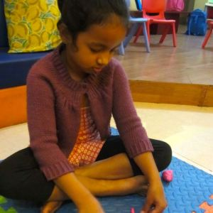 Phonics, Greshma Momaya, At home