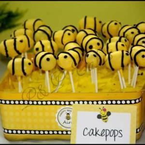PnP Cakes- Cake Pops