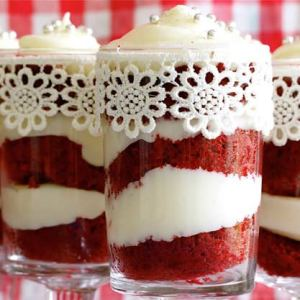 The Sugar Goddess- Dessert in a glass jar