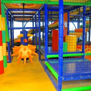 birthday party venues, Funky Monkey, M.G. Road, play zone