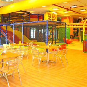 birthday party venues, Funky Monkey, M.G. Road, cafe
