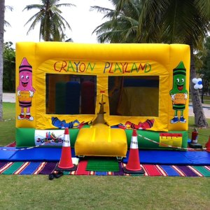 kids birthday party planners in bangalore, Jumporee, crayon play land