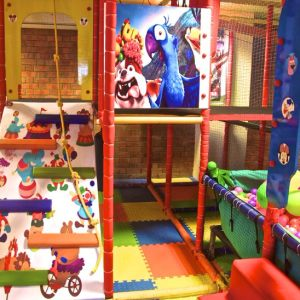 birthday party venues, Magic Threads, Koramangala, play zone, play areas