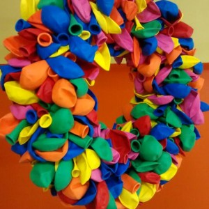 kids birthday party planners in bangalore, Party Pitara, balloon garland
