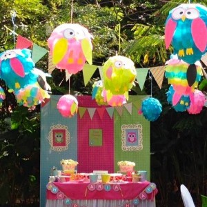 kids birthday party planners in bangalore, Whole Nine Yards Owl Theme Decor