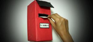 DIY - Letter box