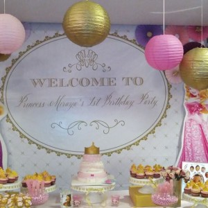 kids birthday party planners in bangalore, HappyBirthdayEvent-Backdrop-3