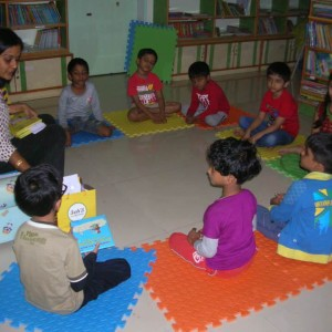 ThinkBox Library - Book Library for Kids Children arts and crafts workshop