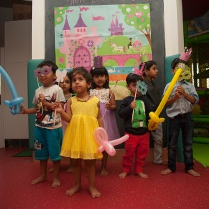 birthday party venues, The Caterpillar Trail, Hebbal,