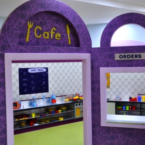 Giros Children's Explorium Pretent Play Cafe