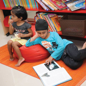 Hangout - Book reading with kids children