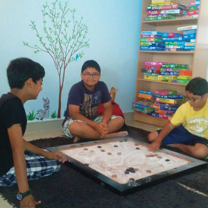 Hangout- Games and Activities for children