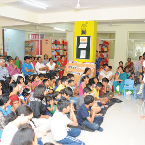 Hangout- Book reading and Story telling session for kids children