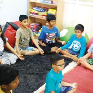 Hangout- Yoga and Activity Centre for Kids Children