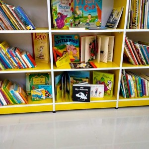 Book library at My Little Chatter Box