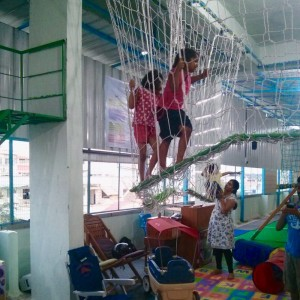 birthday party venues, PlayGym Adventure activities