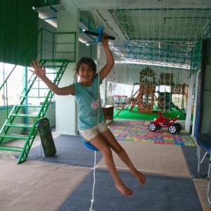 birthday party venues, PlayGym Adventure Ziplining, play areas