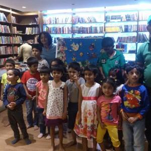 Atta Galatta Kids Activity