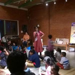 Atta Galatta Kids Activity Workshop