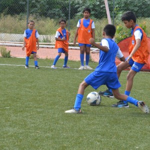 BFC Soccer Schools, Bangalore, Training Techniques